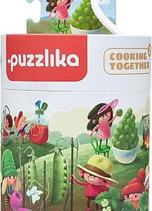 Пазлы puzzlika готовим вместе-2 2+