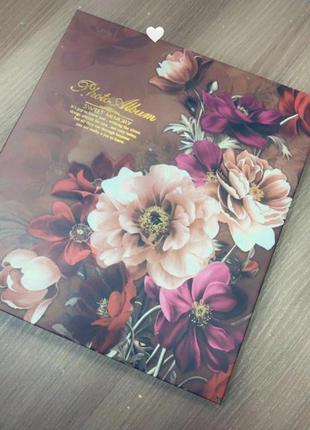Фотоальбом на 500 фото в подарочной упаковке