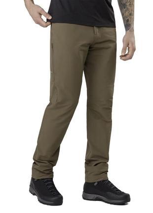 Треккинговые штаны софтшельные arc'teryx creston ar pant cargo salewa marmot norrona карго
