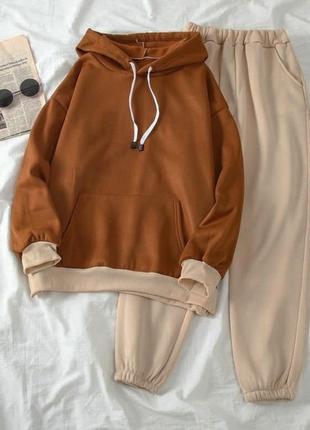 Спортивный костюм толстовка джоггеры