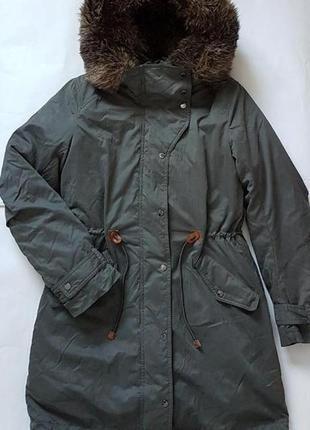 Куртка парка benetton