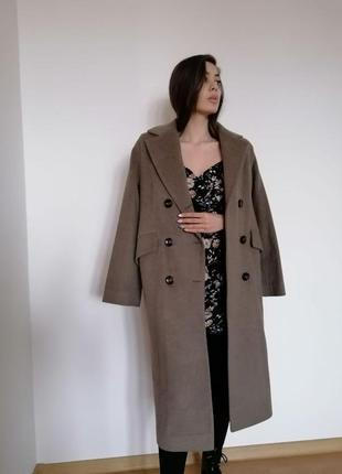 Пальто шерстяное2 фото