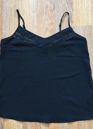 Блуза з красивим мереживом miss selfridge