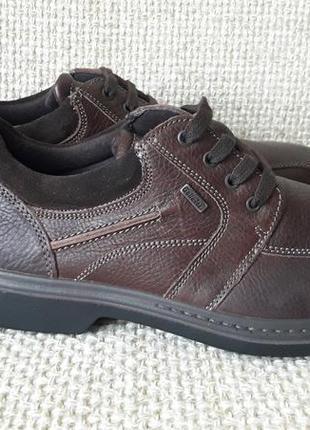 Розпродаж !!! туфлі шкіряні чоловічі gallus розмір 45