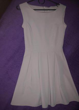 Платье красивое короткое
