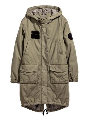 Куртка / парка / пальто h&m