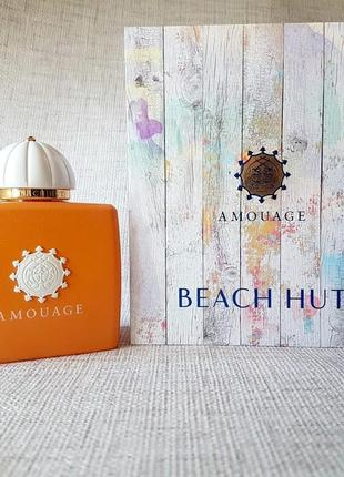 Amouage beach hut woman_original_eau de parfum 3 мл затест