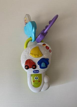 Детская музыкальная игрушка chicco