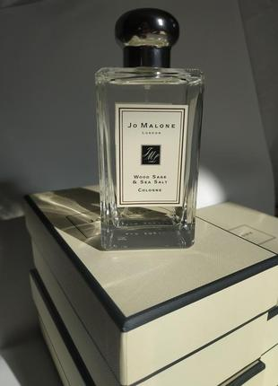 Jo malone wood sage and sea salt