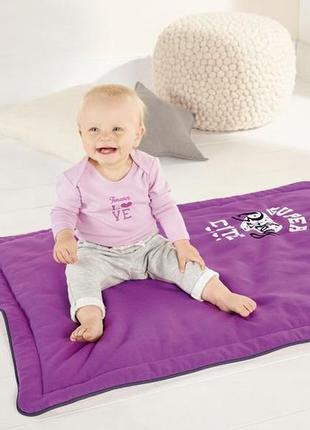 Одеяло/коврик детское lupilu
