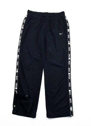Спортивные штаны nike ,оригинал {размер м}
