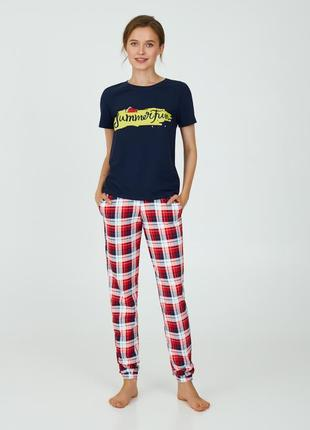 Пижама женская  flaming от tm elen