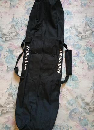 Сумка для оборудования millenium аппаратная сумка для подставок 118 см длина