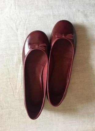 Туфли, балетки, clarks, 38 размер