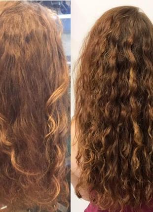 The inkey list крем для ухода за вьющимися волосами с семенами чиа