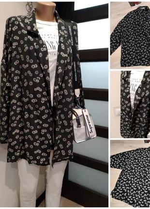 Натуральный шелк стильная тонкая блузка рубашка кардиган