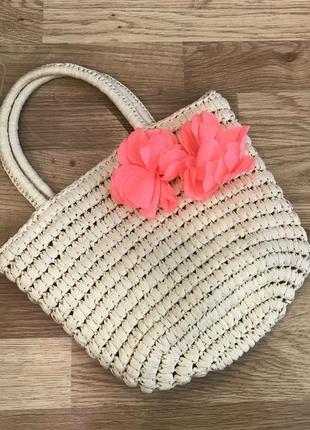 Сумка сумочка плетеная next