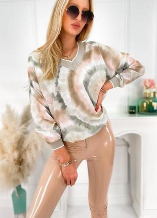 Стильная шёлковая свободная блузка италия 🔥new collection 🔥оверсайз