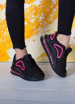 Кроссовки спортивные черные