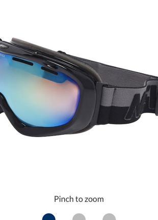 Лыжные очки маска nevica для сноуборда uv400