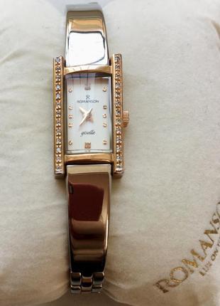 Romanson giselle швейцарський годинник оригінал / женские часы оригинал
