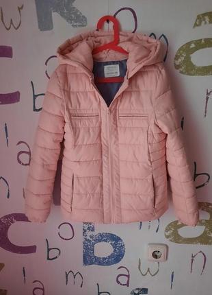 Куртка zara девочка 11-12 лет (152см) в идеале