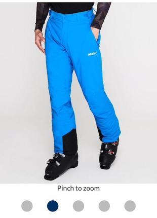 Лыжные штаны nevica, мембрана 5000, сноубордические штаны