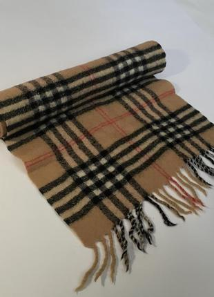 Scarf burberry barbour, шарф барбери клетка