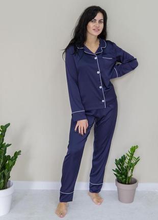 Пижама шелк армани