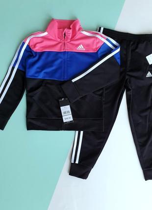 Комплект для девочки от adidas оригинал сша 104-110