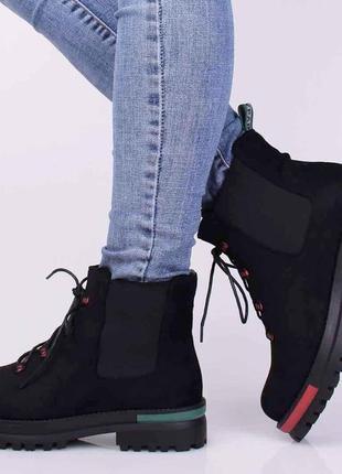 Модные ботинки зимние (335708)