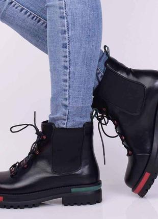 Модные ботинки зимние (335707)