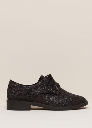 Нереально крутые , бестящие туфли, оксфорды pull&bear ❤️