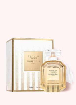 Духи парфюм bombshell gold от victoria's secret