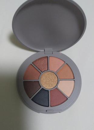 Тени kiko konscious vegan eyeshadow palette