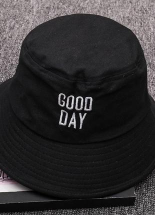13-279 модная стильная панама good day панамка шляпа шапка