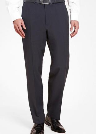 Брендовые качественные оригинальные брюки marks & spencer этикетка