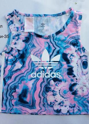 Майка, футболка адидас, adidas оригинал 8-9-10 лет