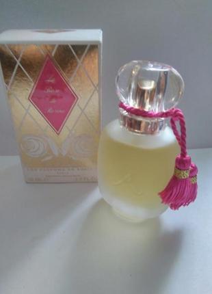 Духи оригинал,ниша ,parfums de rosine la rose de rosine 50 ml edp