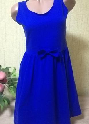 Симпатичное новое платье