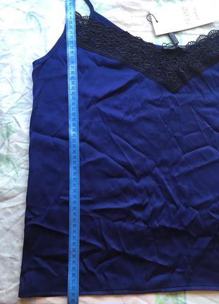 Блузка в бельевом стиле