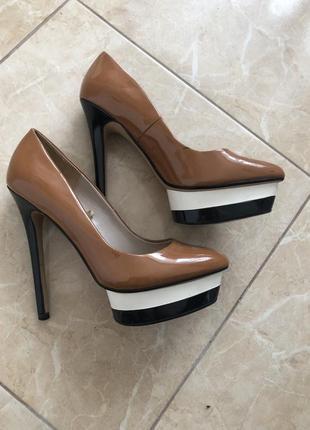 Женские туфли 👠 zara