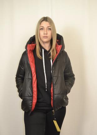 Жіноча куртка весна/осінь власного виробництва