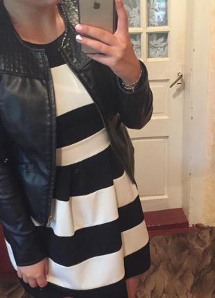 Платье колокольчик zara