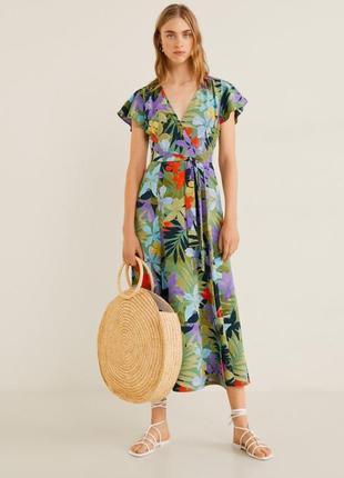Шикарное платье mango