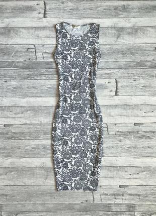 Платье миди miss selfridge