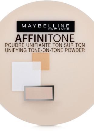 Пудра для лица maybelline new york affinitone powder 21
