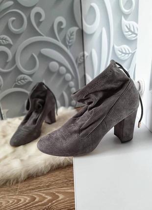 Ботинки-чулок #dorothyperkins