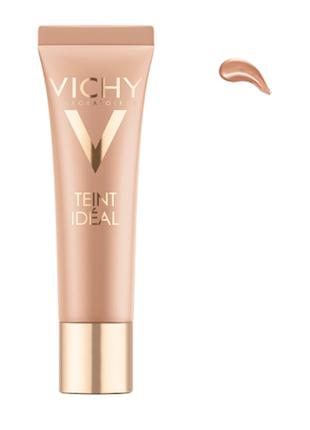 Vichy тональный флюид для сухой кожи spf 20  teint ideal illuminating foundation