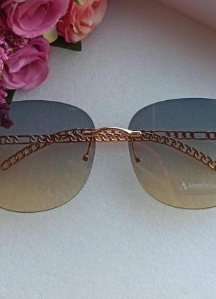 Новые красивые безоправные очки